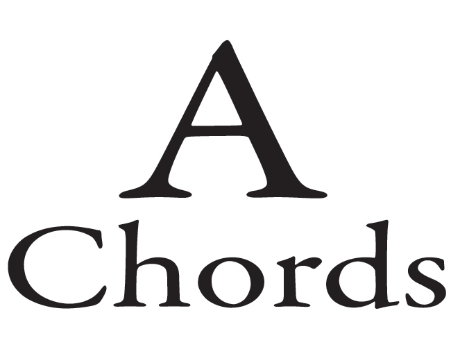 A Chords for Guitar