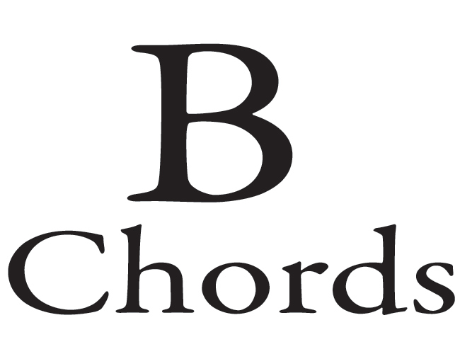B Chords for Guitar