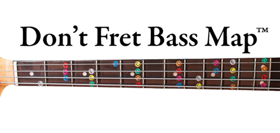 Bass Guitar Fretboard Notes Diagram Pictures to Pin on Pinterest ...