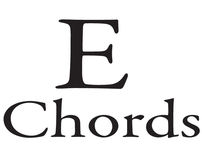 E Chords for Guitar